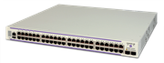 Коммутатор Alcatel-Lucent Ent Коммутатор OS6450-48 Gigabit Ethernet 1RU chassis. 48 10/100/1000 BaseT, 2 SFP+ 1G/10G ports, one expansion slot. Includes an internal AC power supply with an EU power cord, user manuals access card, RJ45 to DB9 adaptor.