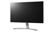 Монитор жидкокристаллический LG Монитор LCD 23.8'' [16:9] 1920х1080(FHD) IPS, nonGLARE, 250cd/m2, H178°/V178°, 1000:1, 5ms, VGA, 2xHDMI, Tilt, Speakers, 2Y, Silver