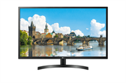 Монитор жидкокристаллический LG Монитор LCD 31.5'' [16:9] 1920х1080(FHD) IPS, nonGLARE, 250cd/m2, H178°/V178°, 16.7M, 5ms, HDMI, DP, Tilt, 2Y, Black