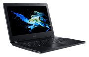 Ноутбук Acer TMP214-52-38T5 TravelMate  14.0'' FHD(1920x1080) nonGLARE/Intel Core i3-10110U 2.10GHz Dual/4 GB+256GB SSD/Integrated/WiFi/BT5.0/1 MP/SD,SDXC,SDHC/Fingerprint/3cell/1,63 kg/W10Pro/3Y/BLACK