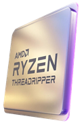 Процессор AMD Процессор AMD Ryzen Threadripper 3990X TRX4 BOX W/O COOLER 100-100000163WOF