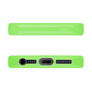 Чехол ArtWizz Чехол для iPhone 5 Artwizz Bumper, Neon Green
