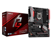 Плата материнская Asrock Asrock B365 PHANTOM GAMING 4, LGA1151, Intel B365, ATX, BOX