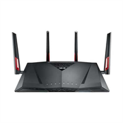 Маршрутизатор ASUS Dual-Band Wireless-AC3100 Gigabit Router with 4 ext antennas, 1 USB 2.0 and 1 USB 3.0 ports