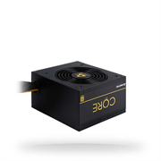 Блок питания Chieftec Chieftec CORE 500W, ATX 12V 2.3 PSU,W/12cm Fan,80 plus Gold, BBS-500S Box