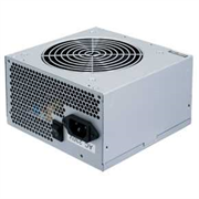 Блок питания Chieftec 500W PSU i-Arena ATX-12V V.2.3, 12cm fan, Active PFC, Efficiency 80%
