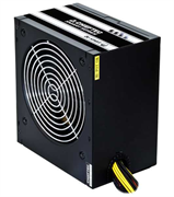 Блок питания Chieftec Блок питания 600W Smart ATX-12V V.2.3 12cm fan, Active PFC, Efficiency 80% with power cord