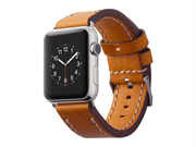 Ремешок Cozistyle Leather Band for Apple Watch 42mm Light Brown