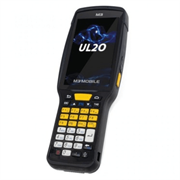 Терминал сбора данных M3 Mobile Android 9.0, GMS, FHD, 802.11 a/b/g/n/ac, SE4750 2D Imager Scanner, Rear Camera, BT, GPS, NFC(HF), 2G/16G, 28 Numeric Keypad, Standard Battery is included and Bullet Proof Film, Hand Strap are attached. Requires Cradle and