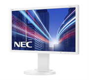 Монитор жидкокристаллический NEC Монитор LCD 21,5'' [16:9] 1920х1080 IPS, nonGLARE, 250cd/m2, H178°/V178°, 1000:1, 16,7M Color, 6ms, VGA, DVI, DP, Height adj., Pivot, Tilt, HAS, Swivel, 3Y, White