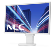 Монитор жидкокристаллический NEC Монитор LCD 21,5'' [16:9] 1920х1080 IPS, nonGLARE, 250cd/m2, H178°/V178°, 1000:1, 16,7M Color, 6ms, VGA, DVI, HDMI, DP, USB-Hub, Height adj., Pivot, Tilt, HAS, Speakers, Swivel, 3Y, White