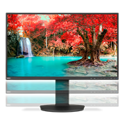 Монитор жидкокристаллический NEC Монитор LCD 27'' [16:9] 2560х1440(WQHD) PLS, nonGLARE, 350cd/m2, H178°/V178°, 1000:1, 7000:1, 16.7M, 6ms, DVI, HDMI, 2xDP, USB-C, USB-Hub, Height adj, Pivot, Tilt, Swivel, Speakers, 3Y, Black